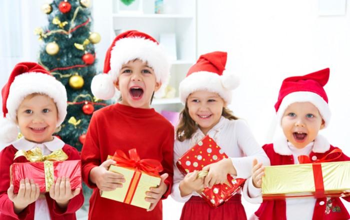 Christmas Games for Gift Giving