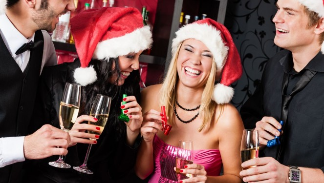 Christmas Party Games and Icebreakers for Adults
