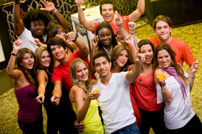 Large Group Party Icebreakers