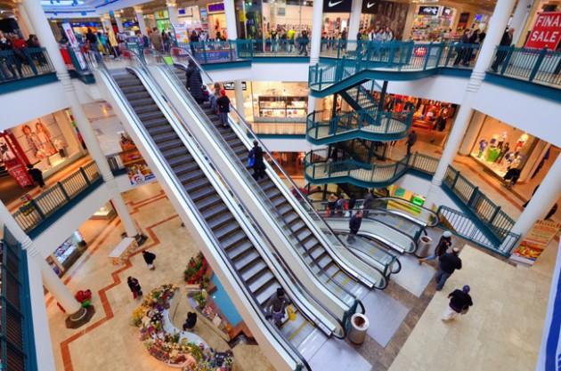 Mall Scavenger Hunt Items