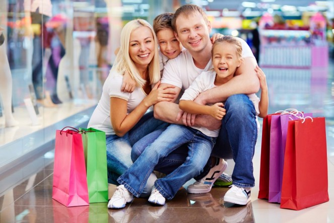 Mall Scavenger Hunt Lists and Ideas