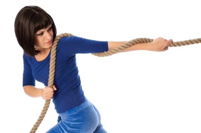Rope Game - Team Bonding