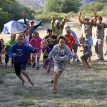 30+ Fun Camping Games for Kids & Teens
