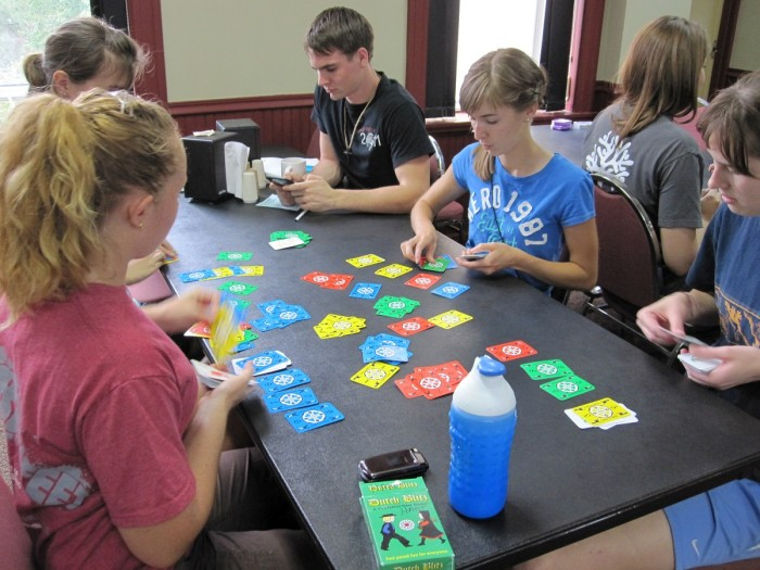 Get to Know You Games for Teens