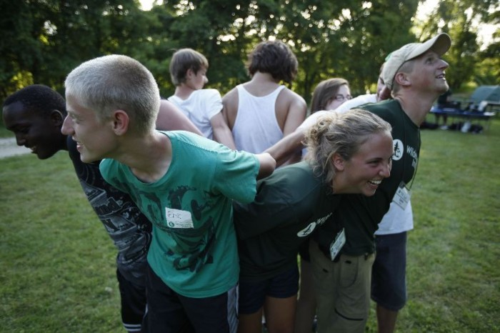 Team Building Games for Teens