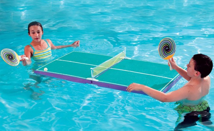 25+ Swimming Pool and Water Games - Icebreaker Ideas