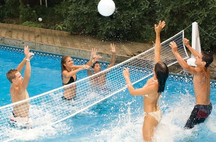 Game swim adult