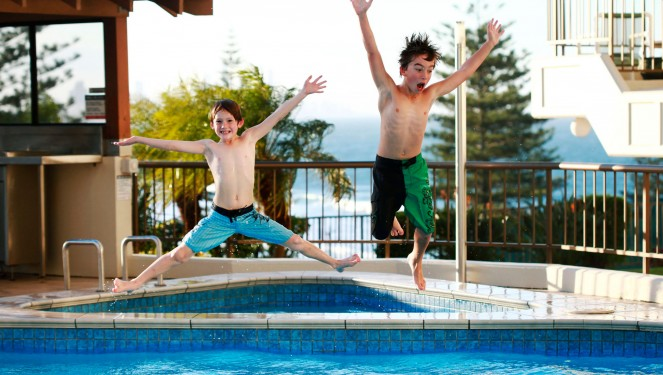 a279d56c6663c Pools, beaches, and lakes provide perfect places to cool off and play a fun  water game. Not all water games require that ...