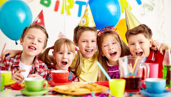 Birthday Party Games For Kids And Adults