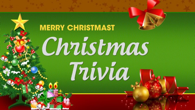 image relating to Christmas Trivia Game Printable identified as 121 Xmas Trivia Queries Methods, Video games + Carols