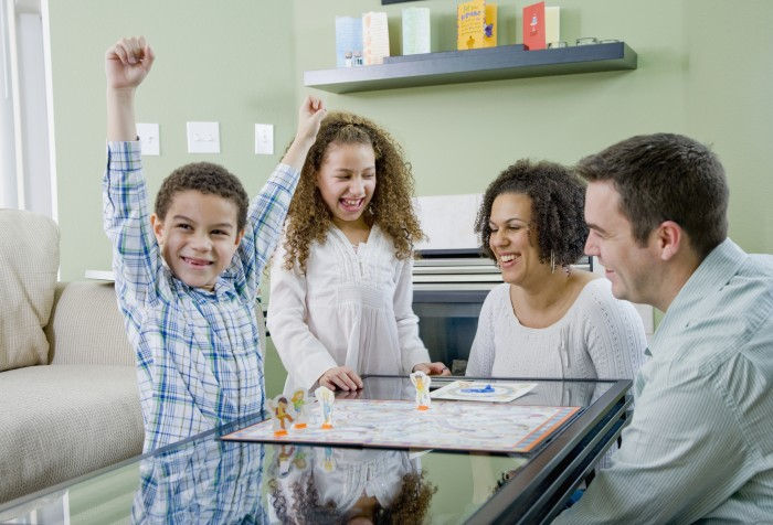 Games for Families with Very Young Children