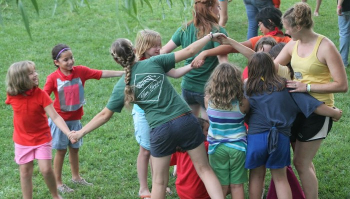 The Human Knot Game Icebreaker Ideas
