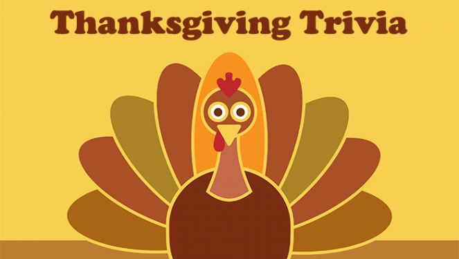 Thanksgiving Trivia Questions & Answers (2018 Edition) + FUN