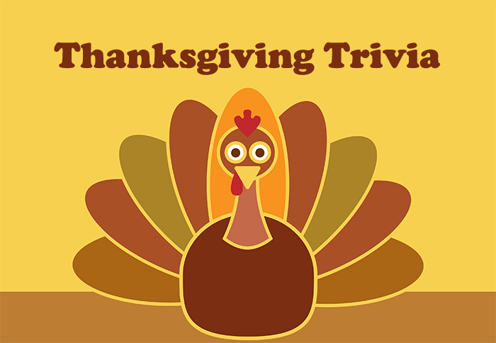 Thanksgiving Trivia Questions & Answers (2018 Edition) + FUN Facts!