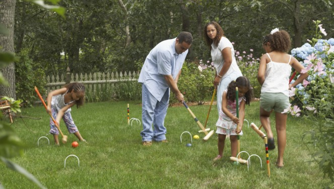 Backyard Games for Audlts and Kids