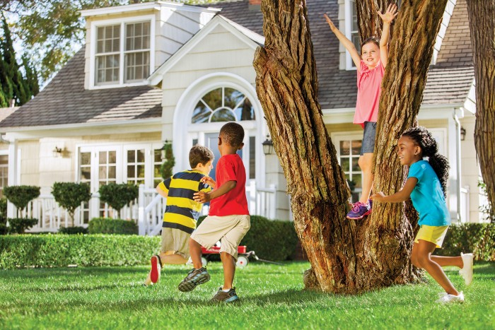 Backyard Games For Kids