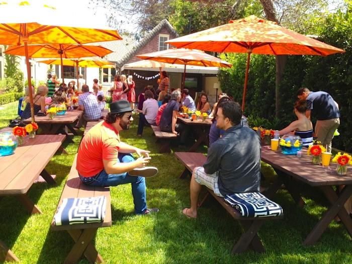 Backyard Party Games
