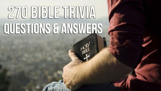 270-Bible-Trivia-Questions-+-Answers-1