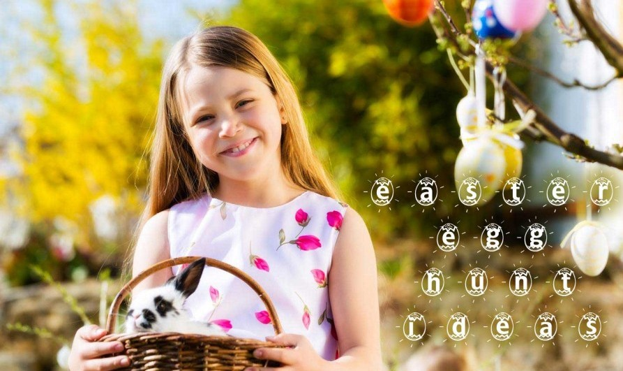 Easter Egg Hunt Ideas for Kids of All Ages