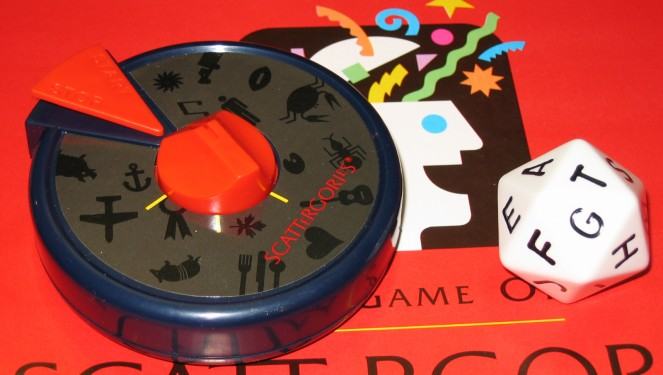 Scattergories Rules, Variations + HUGE Category Lists