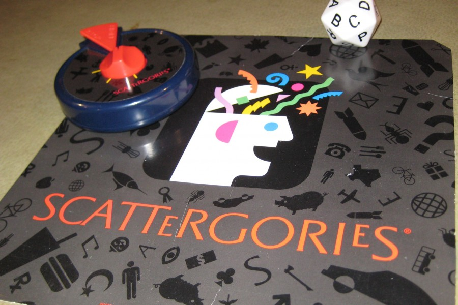 Scattergories Rules Variations  HUGE Category Lists