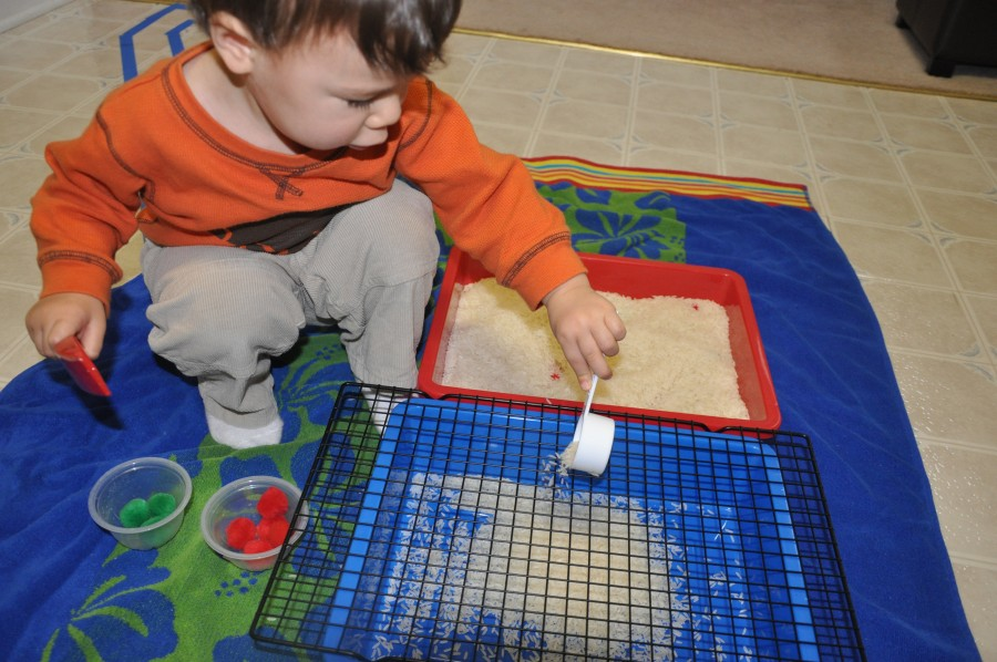 Sensory Activities for Toddlers