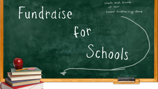 Easy & Unique School Fundraising Ideas