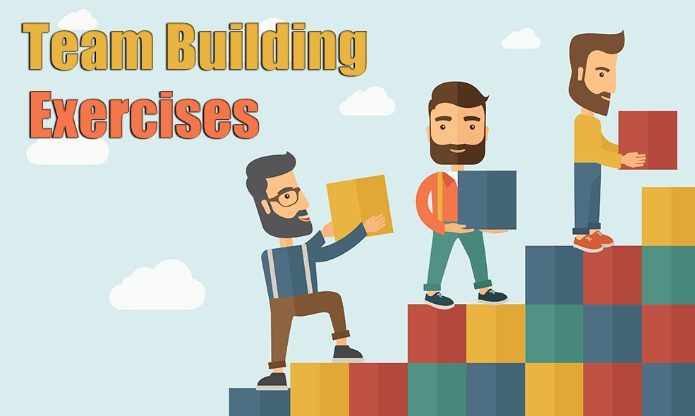 21 Fun Team Building Exercises (for Work, Kids or Small ...