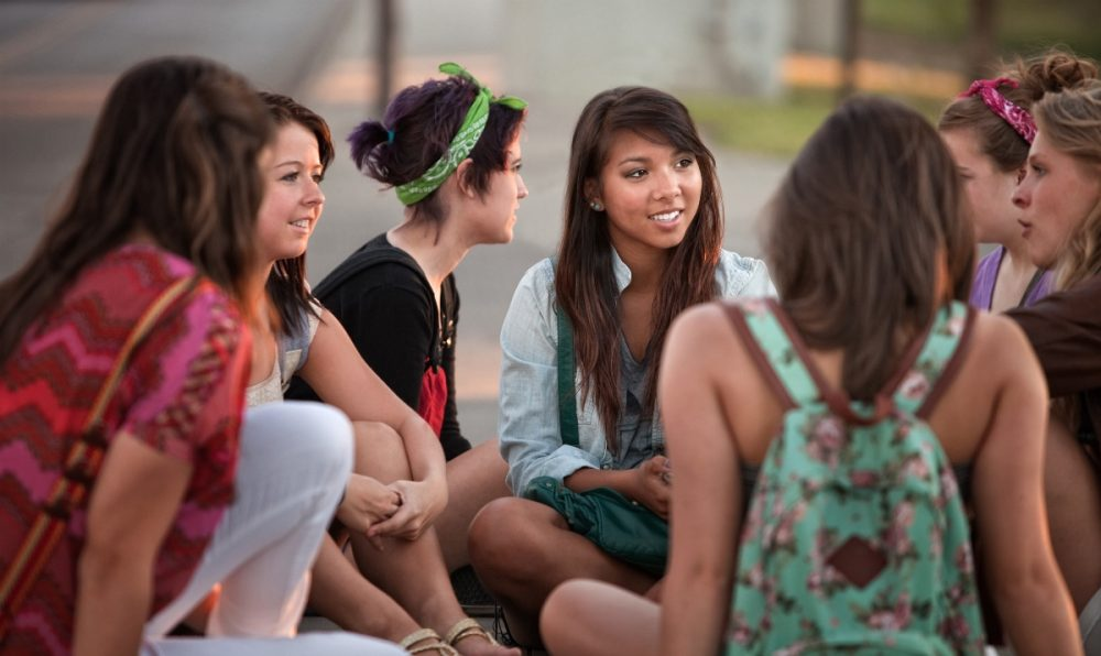 Deep Conversation Topics for Teens