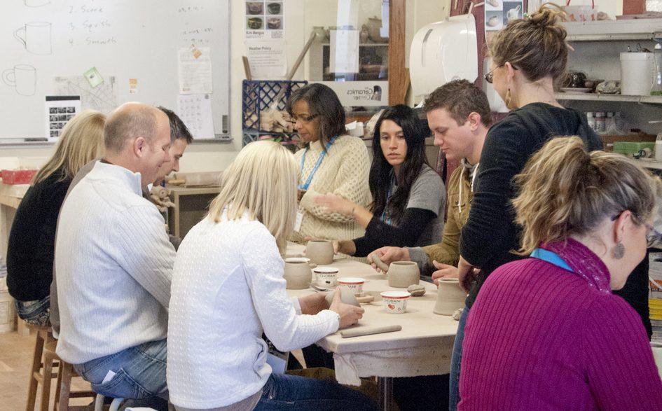 Group team building ideas