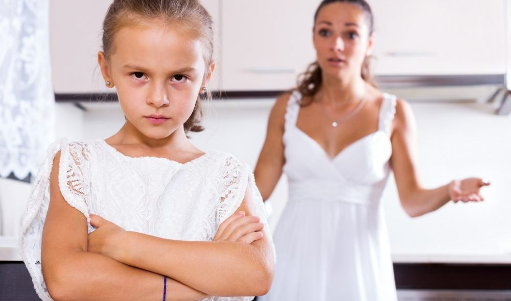 When an Angry Child Becomes Aggressive