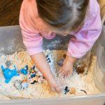 Moon Sand Recipe – How to make Moon Sand?
