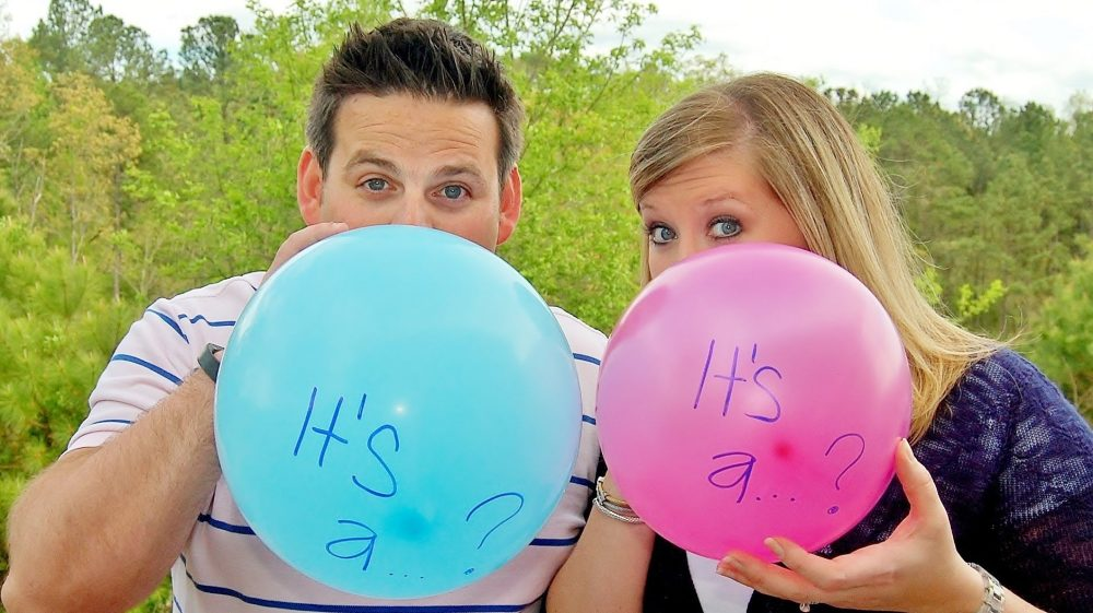 Steps to follow for a Having a Gender Reveal Party