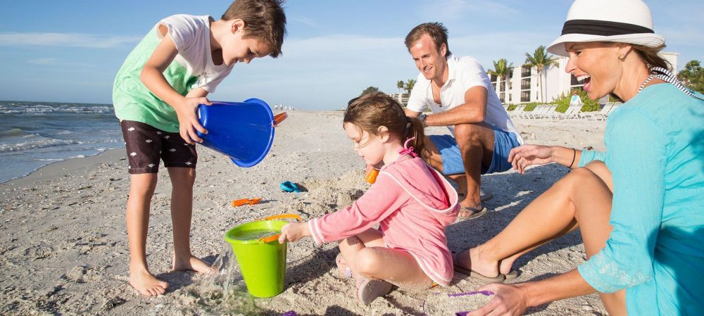Beach Games for Families