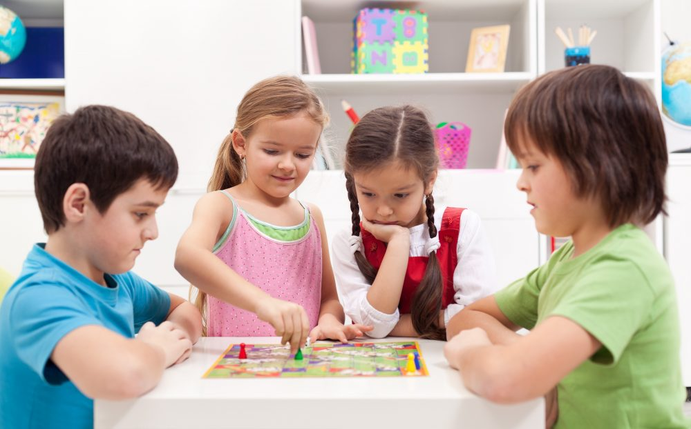 Easy and Fun Board Games for Kids