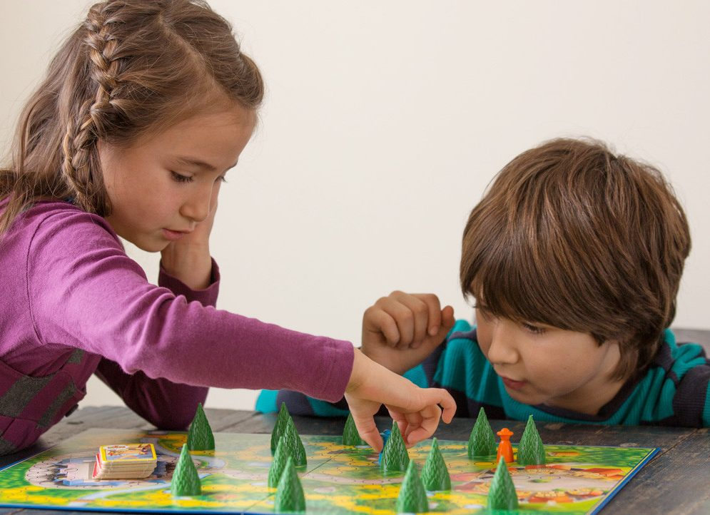 Games That Grow with Your Kids