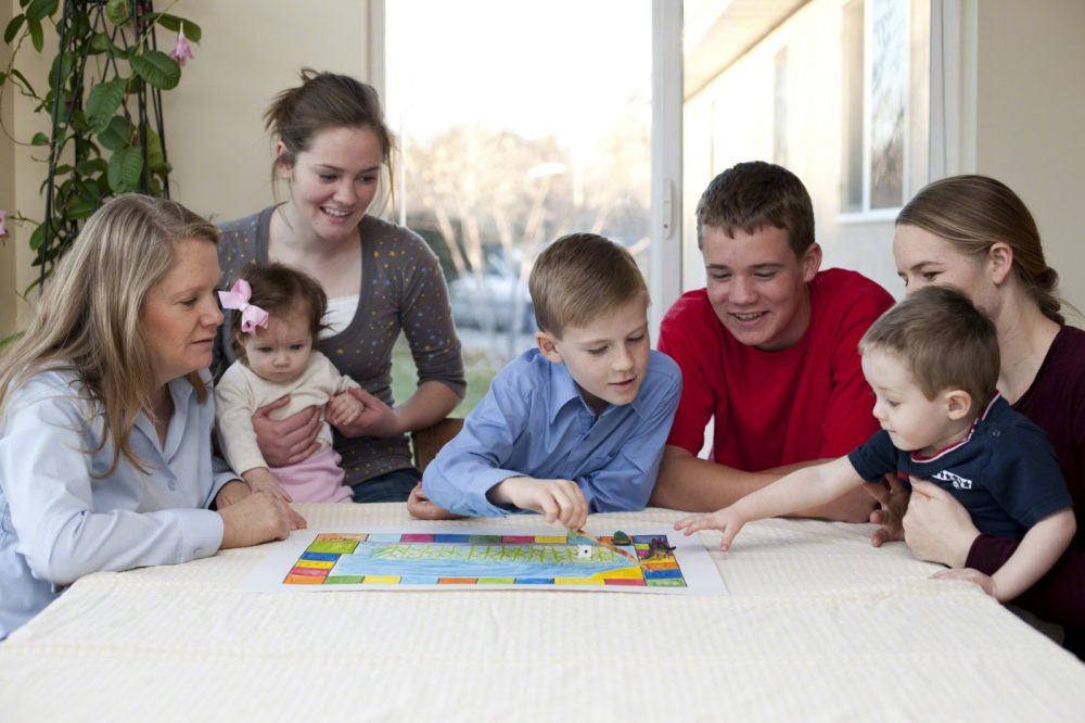 Popular Board Games for Kids and Their Families