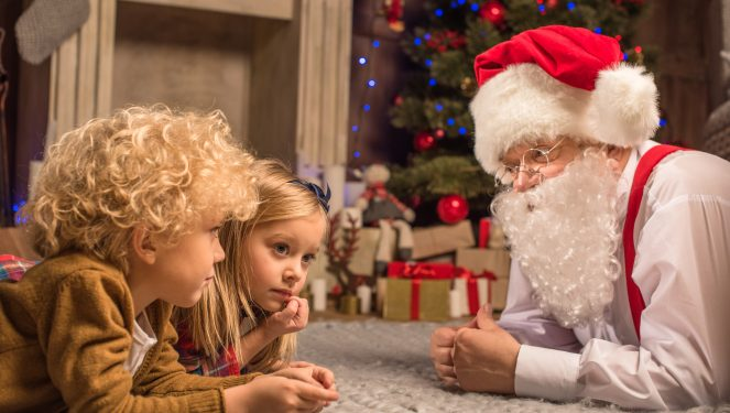 17 Fun Christmas Party Games for Kids