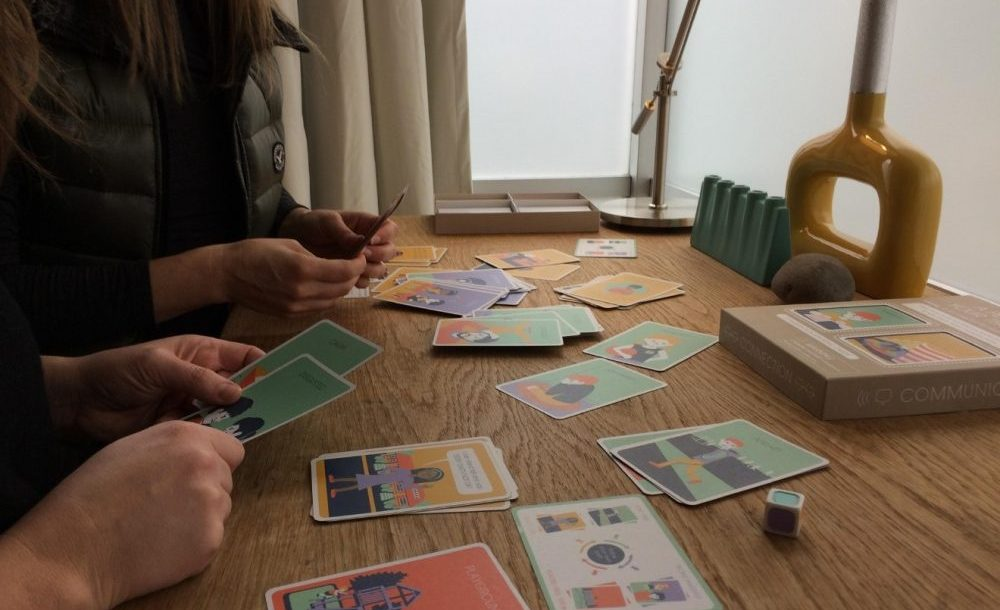 Cooperative Card Games