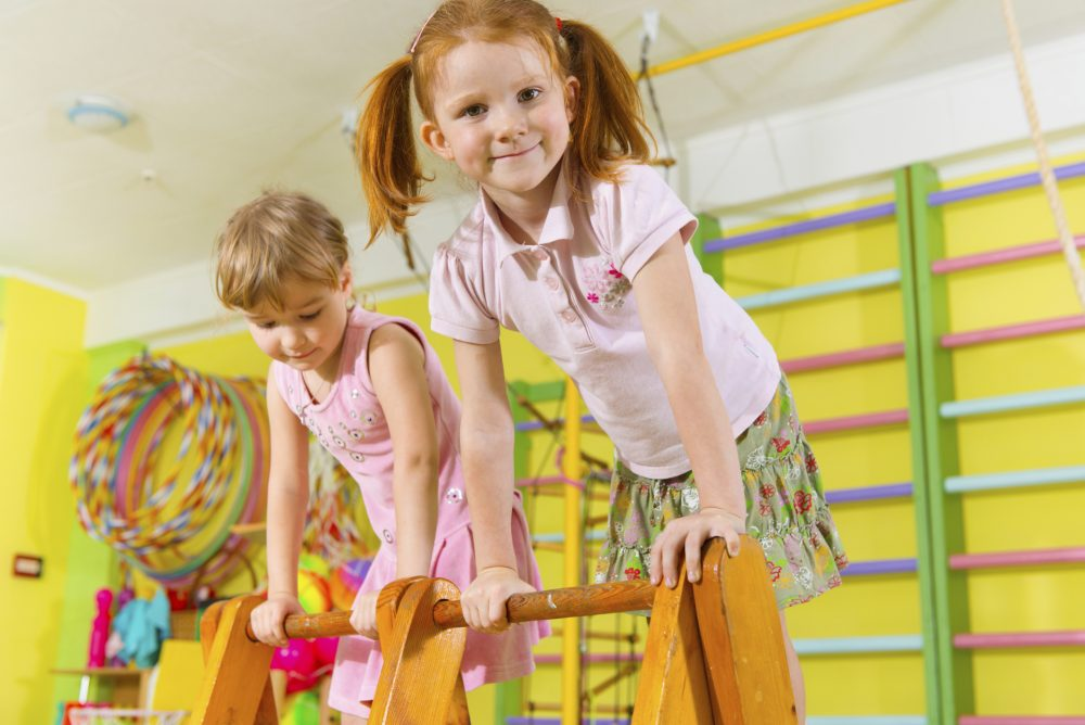 Gym Games for Kids