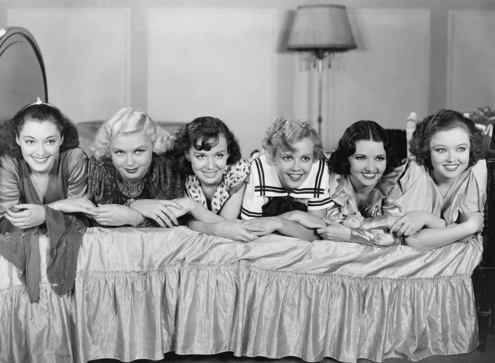 Adult Slumber Party Games for Women