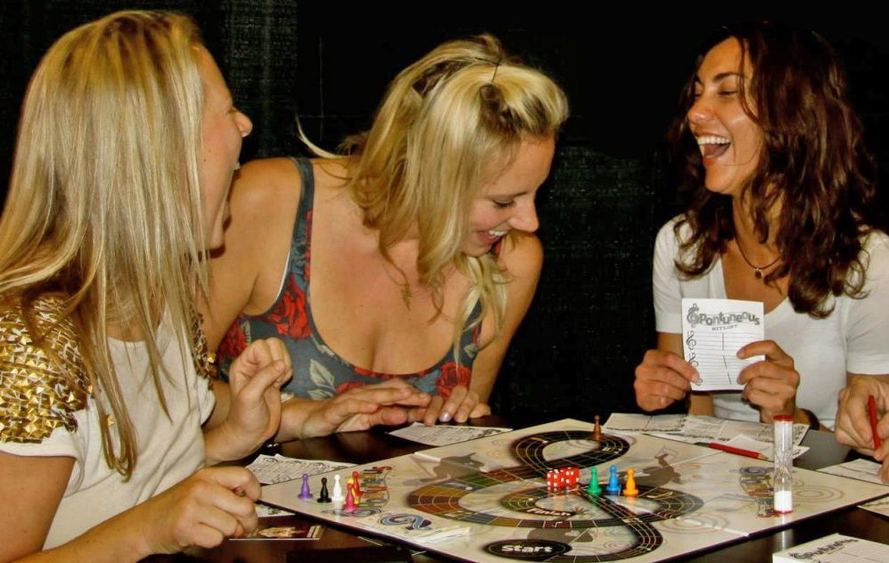 Party Board Games for Adults