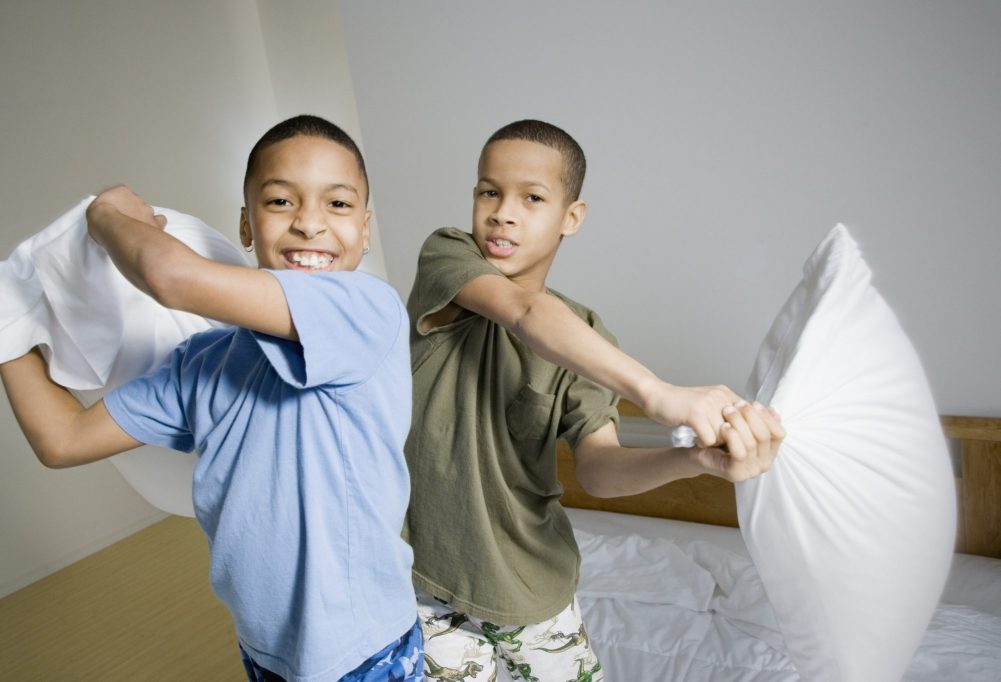 Slumber Party Games for Boys