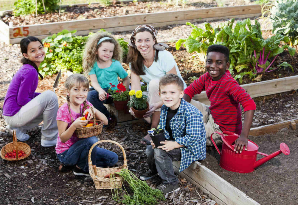 Community Service Ideas For Kids