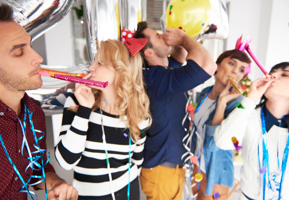 22 Best Office Party Games (Large & Small Group)