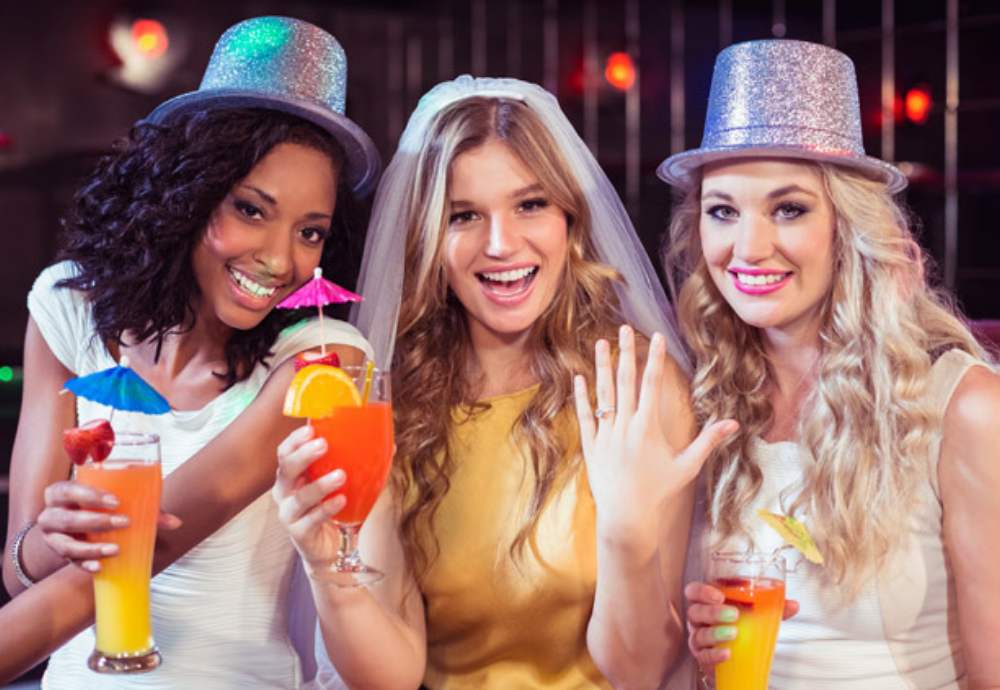 Twelve Great Games to Play at a Bachelorette Party