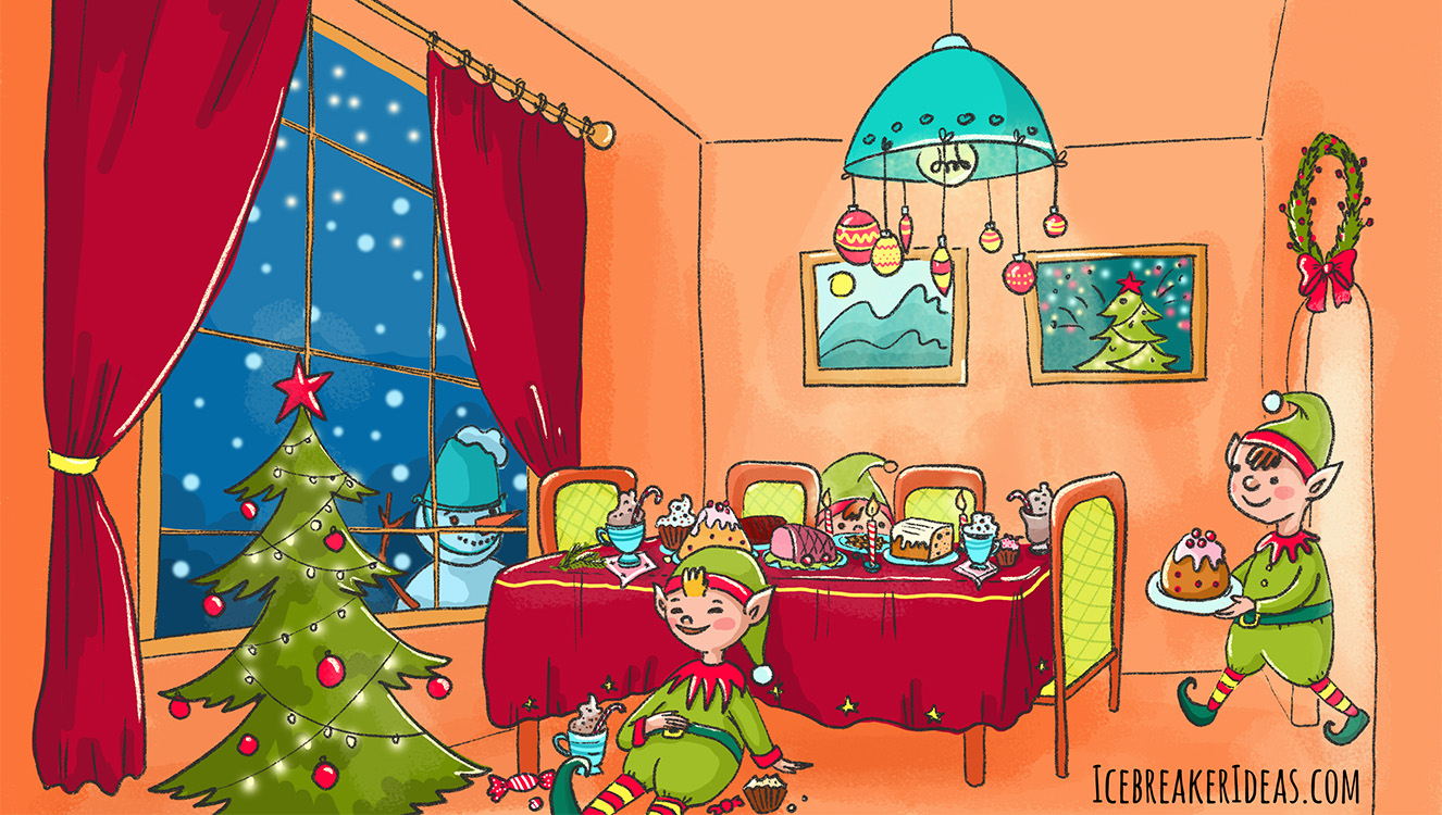 Christmas Foods Trivia