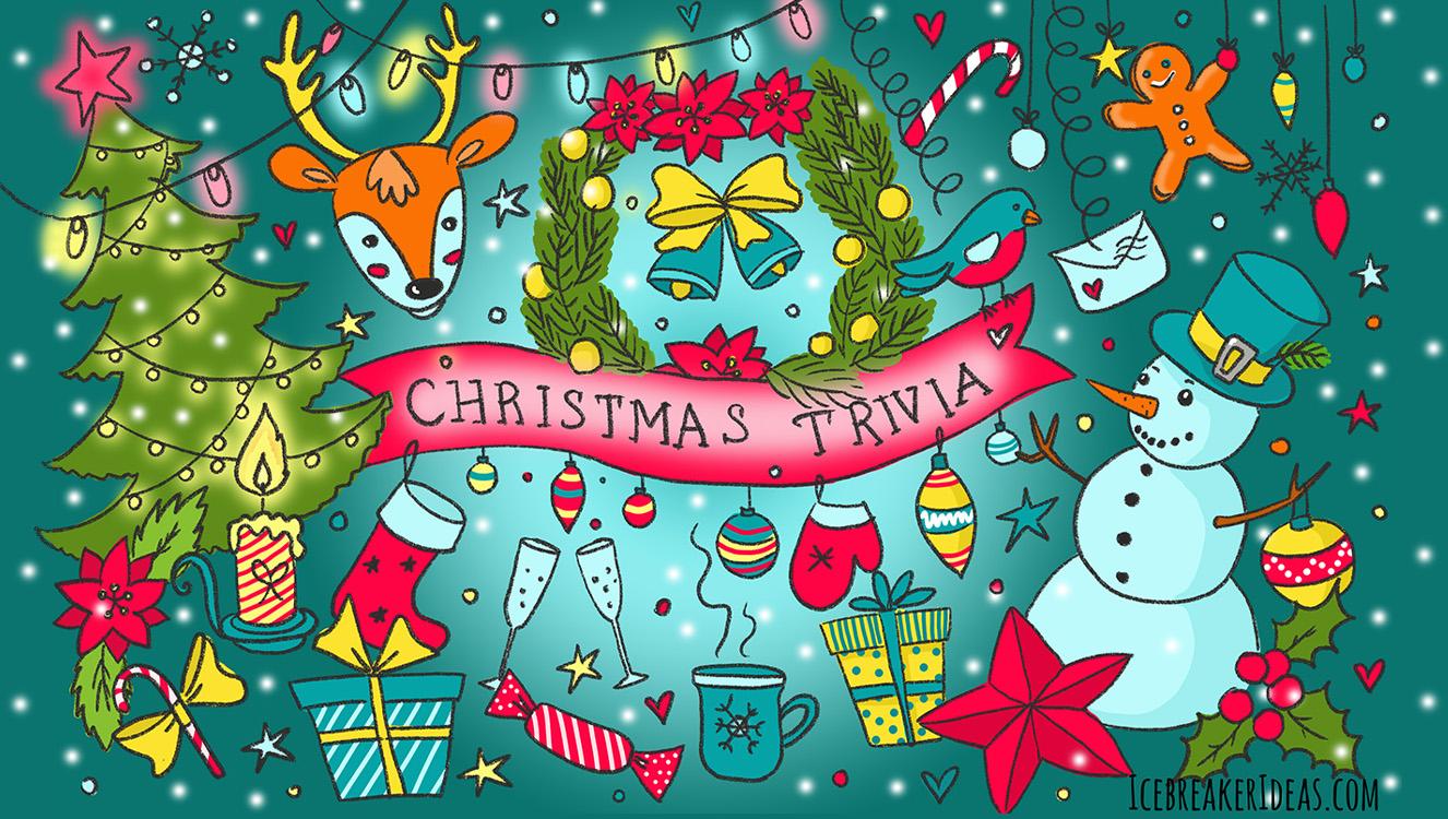 182 Christmas Trivia Questions & Answers [2020], Games + Carols