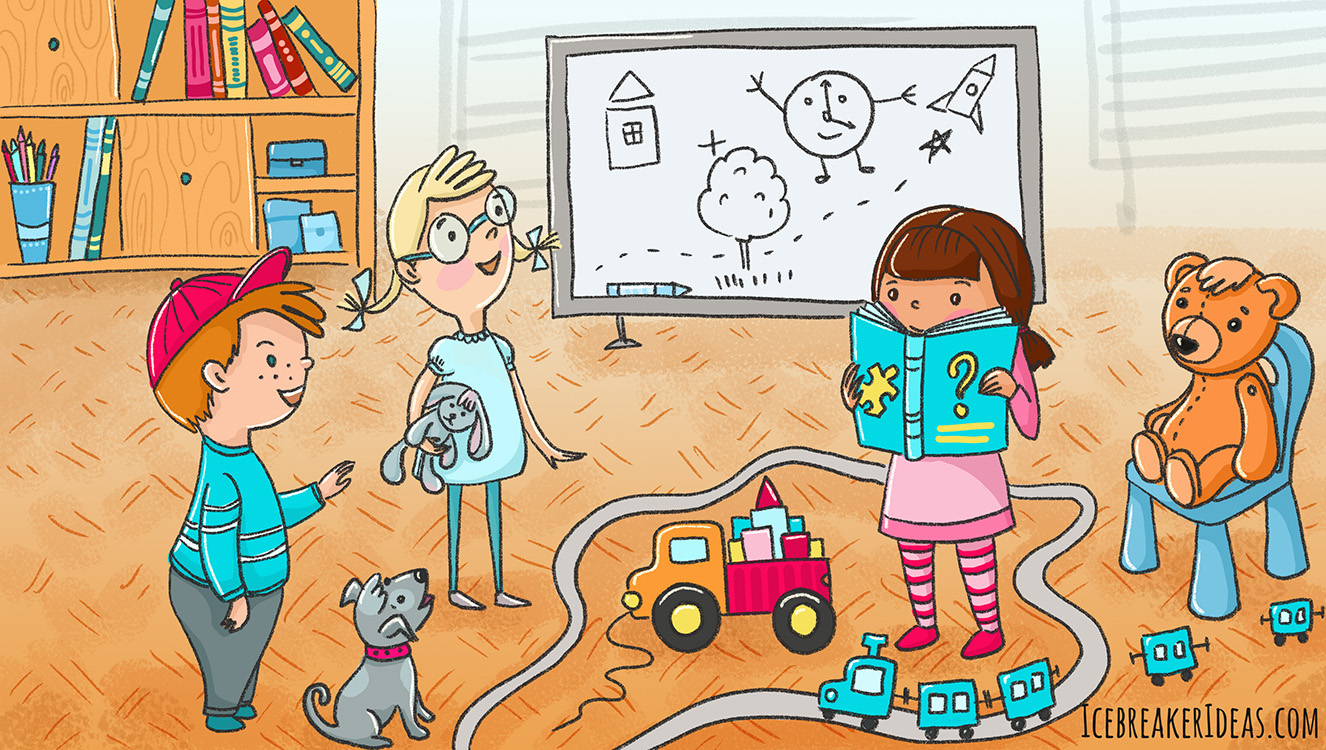 Riddles for Kids with Answers