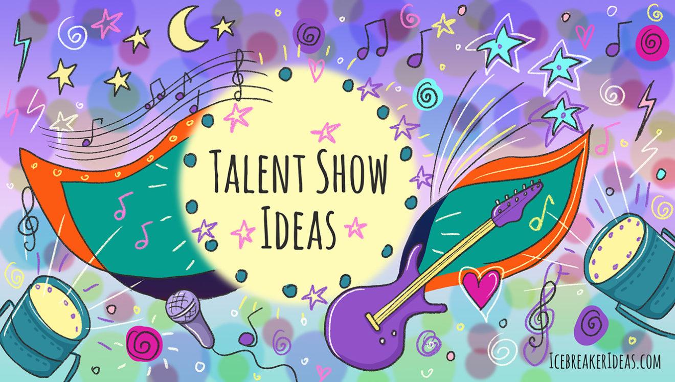 Ideas para concursos de talentos
